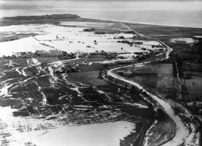 Tutaekuri River flood of 1933, Napier