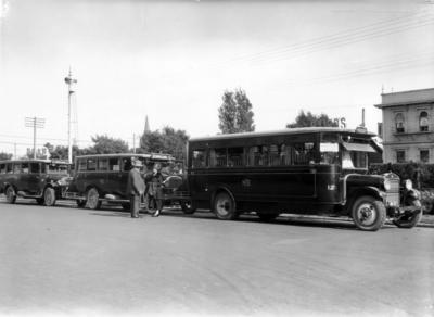 New Zealand Railway buses