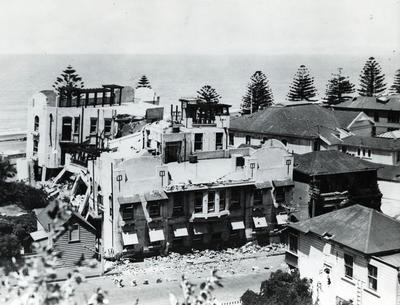 Dr Moore's Hospital, Napier