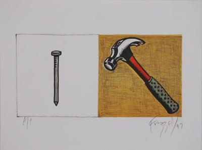 Untitled; Frizzell, Richard John; Muka Youth Print; 2011/42/1
