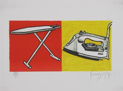 Untitled; Frizzell, Richard John; Muka Youth Print; 2011/42/2