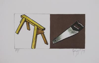 Untitled; Frizzell, Richard John; Muka Youth Print; 2011/42/3