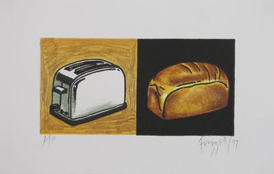 Untitled; Frizzell, Richard John; Muka Youth Print; 2011/42/4