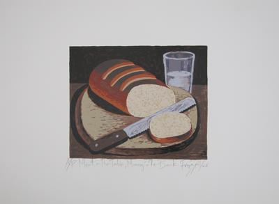 Meat on the Table, Money in the Bank; Frizzell, Richard John; Artrite Screen Printing Ltd; 2011/42/72