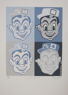 Cool Squares; Frizzell, Richard John; Artrite Screen Printing Ltd; 2011/42/74