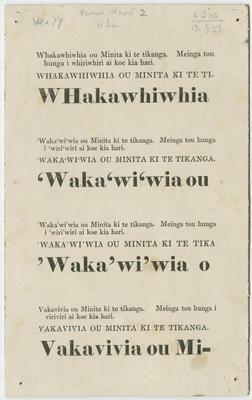 Collection of Hawke's Bay Museums Trust, Ruawharo Tā-ū-rangi, [22380]