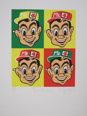 True Colours; Frizzell, Richard John; Artrite Screen Printing Ltd; 2011/42/78