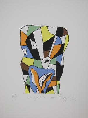 Legerdemain; Frizzell, Richard John; Artrite Screen Printing Ltd; 2011/42/79