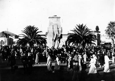 Memorial Square, Napier
