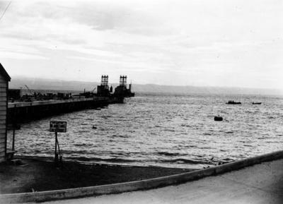 No 3 wharf, Napier