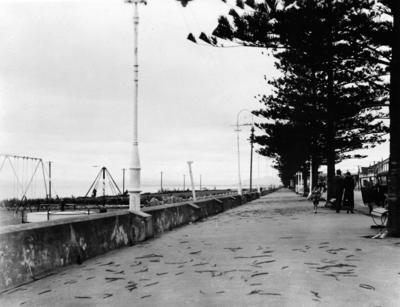 Marine Parade, Napier