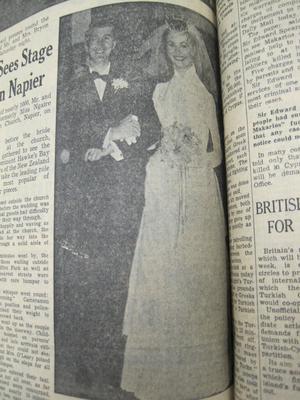 Hawke's Bay Herald-Tribune newspaper