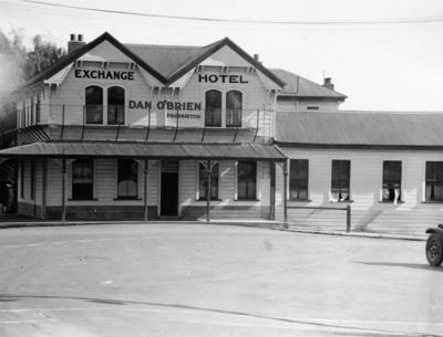 Exchange Hotel, Havelock North