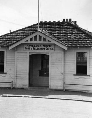 Havelock North Post Office