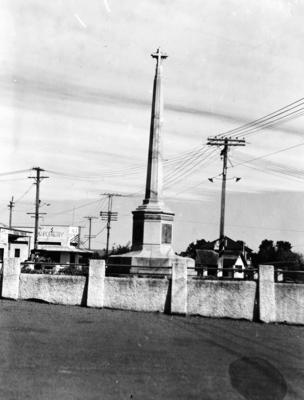 War Memorial, Havelock North