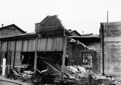 Earthquake damage, Ahuriri