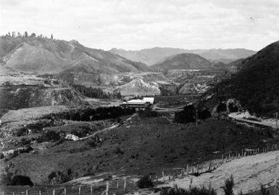 Tarawera, Napier-Taupo Road