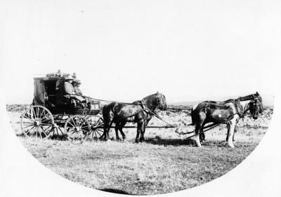 Napier-Taupo Road Coach