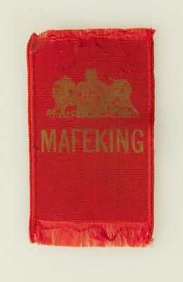 Commemorative Ribbon, Mafeking