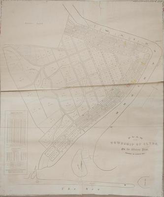 Plan, Clyde township