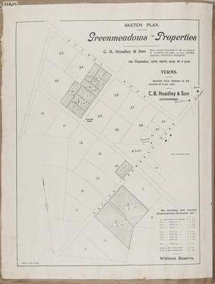 Plan, Greenmeadows properties for sale