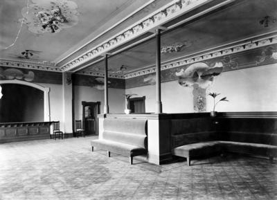 The Municipal Theatre, Napier; Sorrell, Percy Caz