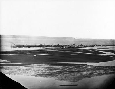 Port Ahuriri, South Pond; Unknown