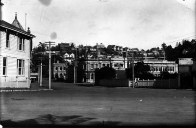 Browning Street, Napier; Valentine & Sons Limited