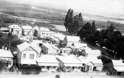 Carlyle Street and Faraday Street, Napier