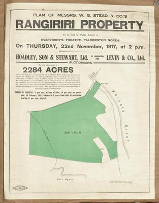 Plan, Rangiriri Property for sale