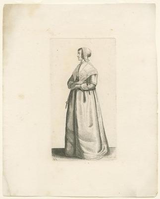 Lady with Scissors