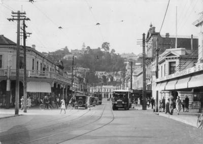 Hastings Street, Napier; Stedman, Nelson