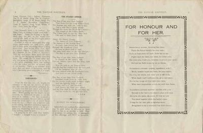 Journal, The Navuan Nautilus; J Company, 22nd Reinforcements, NZEF; H Company, 22nd Reinforcements, NZEF; C Company, 22nd Reinforcements, NZEF