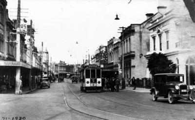 Hastings Street, Napier
