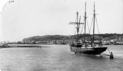 Schooner, Port Ahuriri