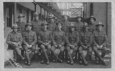 Portrait, New Zealand No 3 Squadron