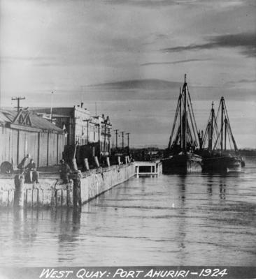 West Quay, 1924