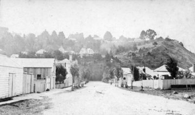 Herschell Street, Napier