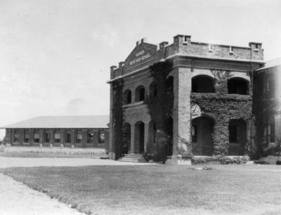 Scinde House, Napier Boys' High School; Moodie, Frank L