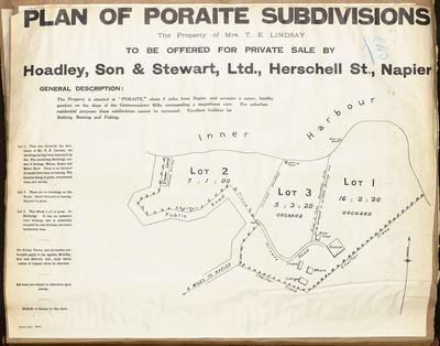 Plan, Poraite land for sale