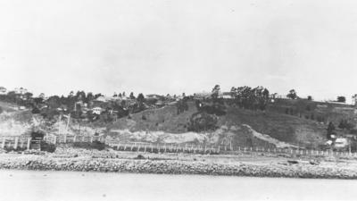 Hospital Hill, 1920