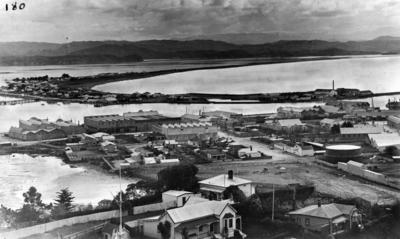 Port Ahuriri and Westshore