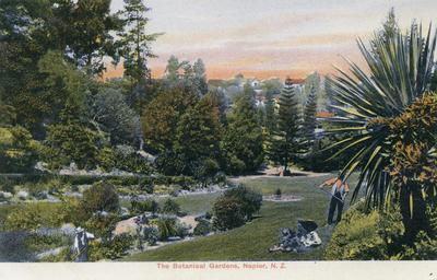 Botanical Gardens, Napier