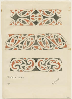 Maori Designs V