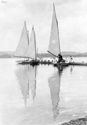 Sailing Club Jetty, Westshore