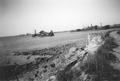 Dredge, Port of Napier