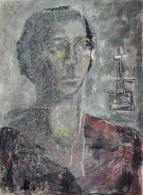 Untitled - portrait; Mason, William; 93/55/30