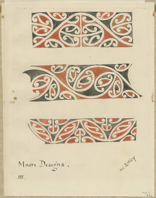 Maori Designs III