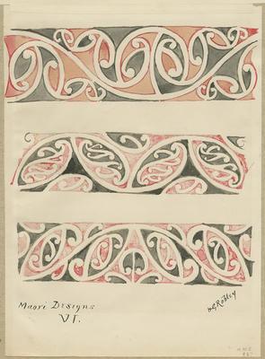 Maori Designs VI