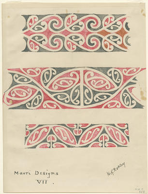 Maori Designs VII